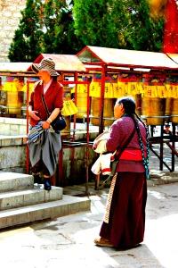 Tibet ladies 2