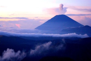 Volcano, Mount Bromo