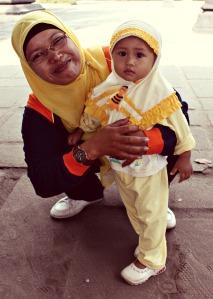 Yogyakarta baby