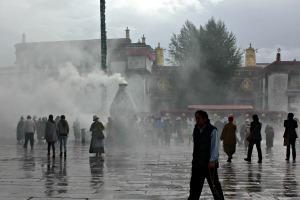 Tibet worship