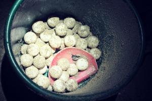Green Turtle eggs