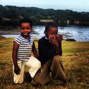 Xhosa Children