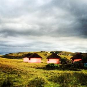 Round houses Xhosa