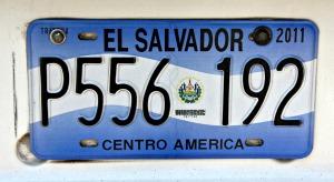 El Sav plate