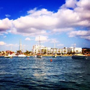 Sea, San An