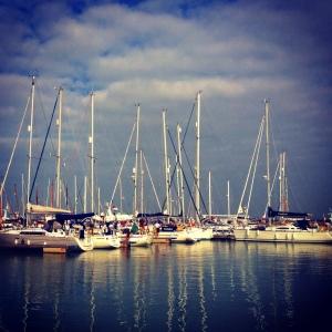 Yachts, Solent